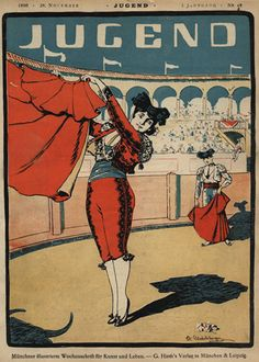 The Art Nouveau Sensibilities of Jugend Magazine « Beautiful/Decay Artist & Design