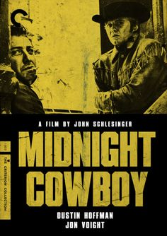 Best Picture Oscar winners in my lifetime. 1969. Midnight Cowboy.