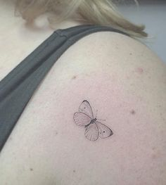 Small Butterfly by East Iz