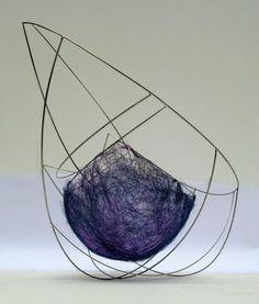 'Float' / COPPER WIRE FELTING - Emer Duffy