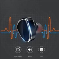 Füldugós láthatatlan mini bluetooth headset mikrofonnal, telefonos headset Headset, Apple Iphone, Bluetooth, Ipad, Mini, Headphones, Blue Tooth, Ear Phones, Helmet