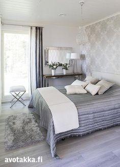 Low-key Gray Harmonious Bedroom-Fresh Inspirational Bedroom Design Tips from Avotakka Awesome Bedrooms, Beautiful Bedrooms, Modern Bedroom, Bedroom Decor, Bedroom Ideas, Sophisticated Bedroom, Scandinavian Home, Living Room Grey, Interior Design Inspiration