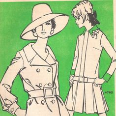 Butterick, March 1968. (Revvie1)