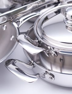 Vita Craft Cookware! Made in the USA, have a Lifetime Warranty and make cooking so much fun!