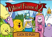 Adventure Time Blind Finned 2 | juegos adventure time - hora de aventura
