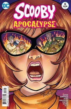 DC COMICS (W) Jim Lee & Various (A) Howard Porter (CA) Dan Parent Scooby and the gang are under siege! While the minutes tick by as they await the next wave of monsters, Velma does some soul-searching