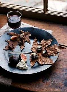have an autumn inspired snack