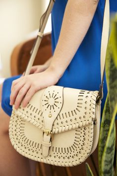 A fun purse to pair with your perfect brunch outfit.