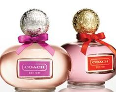 Want both Coach Poppy perfumes...already have Blossom one