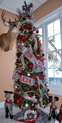 Alabama Crimson Tide Christmas Tree