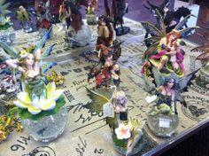 Fairies, on balls! Beautiful! www.facebook.com/shaddowdomain