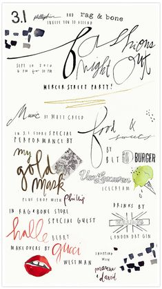 Some great fonts