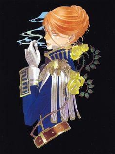 Shibamoto Thores, Trinity Blood, Mary Spencer, Manga Cover