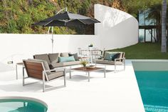 Room and Board Montego outdoor furniture