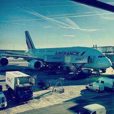 Aéroport Paris-Charles de Gaulle (CDG) in Le Mesnil-Amelot, Île-de-France