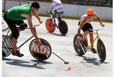 bike polo - cool