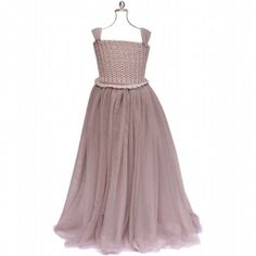 A dress fit for a princess for Dress Up Day… Déguisement Princesse tulle bois de rose - Chocolat Show