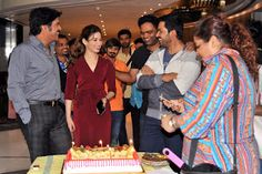 Tamannaah's Birthday Celebration | Kollydreamz