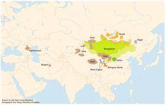 Porträt eines Kalmücken. Von Ilja Repin (1871) Die Kalmücken, auch Kalmüken oder Kalmyken geschrieben, sind ein westmongolisches Volk, das heute vor allem in der Autonomen Russischen Republik Kalmückien siedelt. Der Begriff wurde schon im frühen…