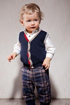 ALALOSHA: VOGUE ENFANTS: BABY GRAZIELLA BABY AW'13