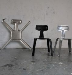 pressed metal furniture. Pressed Chair Is A Light, Stackable Metal Stamped Out Of 2.5 Furniture I