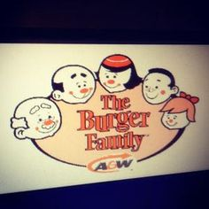 The A & W Burger Family