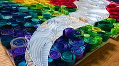 Perception - Paper Quilling on Behance