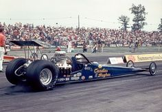 Looking for Candies & Hughes TF Dragster pics - Page 2 - Yellow Bullet Forums Top Fuel Dragster, Nhra Drag Racing, Old Race Cars, Funny Cars, Vintage Race Car, Drag Cars, Car Humor, The Good Old Days, Fast Cars