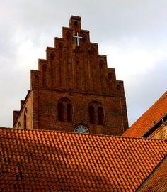 Køge kirkes kors