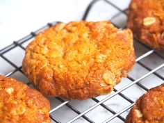 Chantal's Thermomix Anzac Biscuits 4