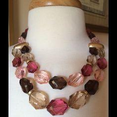 Jones Ny Fashion Jewelry (Necklace & Bracelet Set)