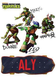 Autographed TMNT skateboard poster with my name on it! Ninja Turtle Pumpkin, Ninja Turtle Party, Tmnt Turtles, Teenage Mutant Ninja Turtles, Comics Vintage, Leonardo Tmnt, Tmnt Comics, Tmnt 2012, Fan Art
