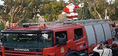 Ο Άγιος έφτασε με Πυρο-έλκυθρο (Απολαυστικό Video) Articles, Car, Automobile, Autos, Cars
