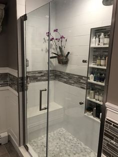 Do& And Don& Of Master Bathroom Decor Ideas And Remodel 13 - a. Do& And Don& Of Master Bathroom Decor Ideas And Remodel 13 - athomebyte Bathroom Renos, Bathroom Renovations, Home Remodeling, Bathroom Ideas, Shower Ideas, Bathroom Makeovers, Diy Shower, House Renovations, Bath Shower