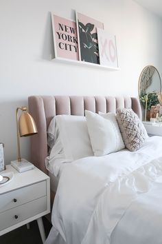 28 popular small master bedroom makeover ideas 25 ~ Home And Garden Dream Rooms, Dream Bedroom, Home Bedroom, Bedroom Ideas, Modern Bedroom, Zen Bedroom Decor, 1980s Bedroom, Study Room Decor, Queen Bedroom