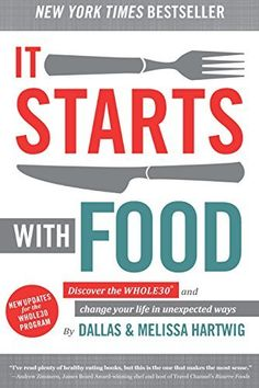 It Starts With Food: Discover the Whole30 and Change Your Life in Unexpected Ways by Melissa Hartwig, http://smile.amazon.com/dp/B008C20TDG/ref=cm_sw_r_pi_dp_TWRrub1KDNSCM