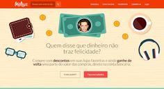 Compre Online e Ganhe Dinheiro de Volta : Méliuz