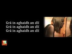 I knew you were trouble le Taylor Swift as Gaeilge I Know, The Beatles, Taylor Swift, Knowing You, Seo, Meant To Be, Irish, Singing, Language
