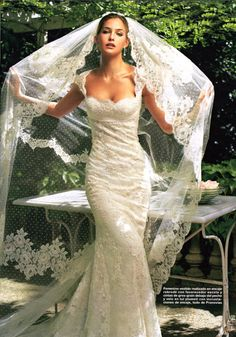 Wonderful Bridal  Veil