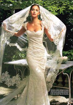 Wonderful Bridal  Veil