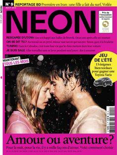 Magazine NEON n°9 - août 2013