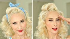 Pin Up Saçı İki Model Birden 1950'ler Nasıl Yapılır - Düğün, mezuniyet balosu, kutlama vb özel anlarınızda pratik şekilde uygulayabileceğiniz yeni trend saç modelleri, saç örgü modelleri, saç toplama teknikleri, en güncel kısa ve uzun saç modellerini sizler için biraraya getirdik. Güzel görünmek ve mükemmel saçlar için videomuzdan ilham alarak bir kaç deneme ile istediğiniz sonuca ulaşabilirsiniz.