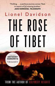 The Rose of Tibet | Lionel Davidson, Anthony Horowitz