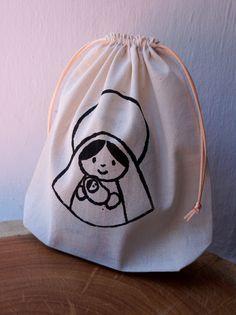https://flic.kr/p/GbnH5t | Drawstring bag