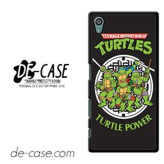Teenage Mutant Ninja Turtles Hero DEAL-10574 Sony Phonecase Cover For Xperia Z5