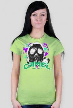 T-Short Dj Camela (damski)