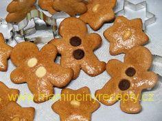 Perníčky z Jizerky Gingerbread Cookies, Gluten Free, Food, Gingerbread Cupcakes, Glutenfree, Essen, Sin Gluten, Meals, Yemek