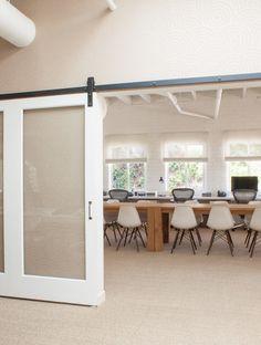 New Offices for Café Gratitude & Gracias Madre/Sunset Blvd Wendy Haworth Design Studio #office #design