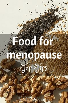 food for menopause