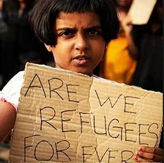 Letter to an asylum seeker. Pass it on.